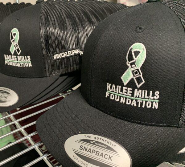 Kailee Mills Black Hats